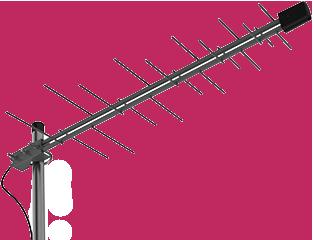 ТВ DVB-T2 антенна Зенит пассивная