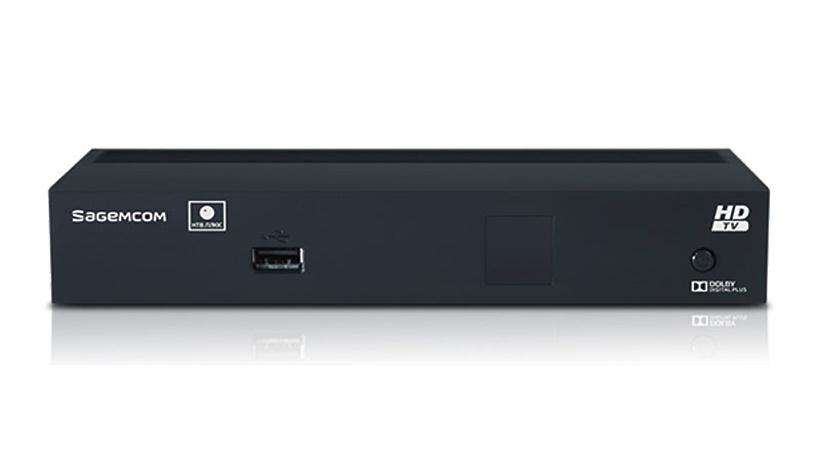 Ресивер SagemcomМодель: DSI74 HD Full HD