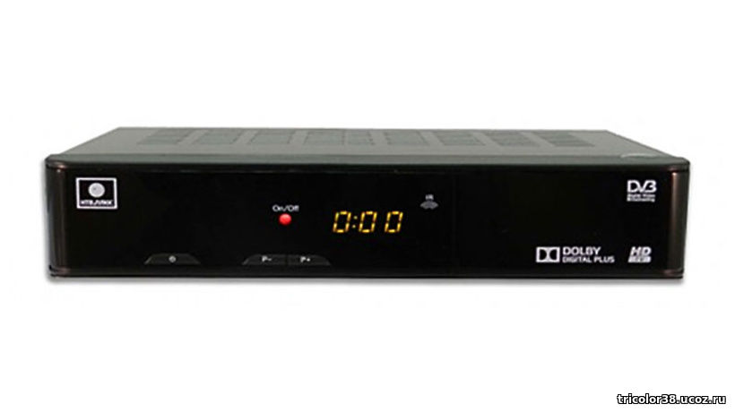 НТВ ПЛЮС NTV-PLUS 1HD VA PVR